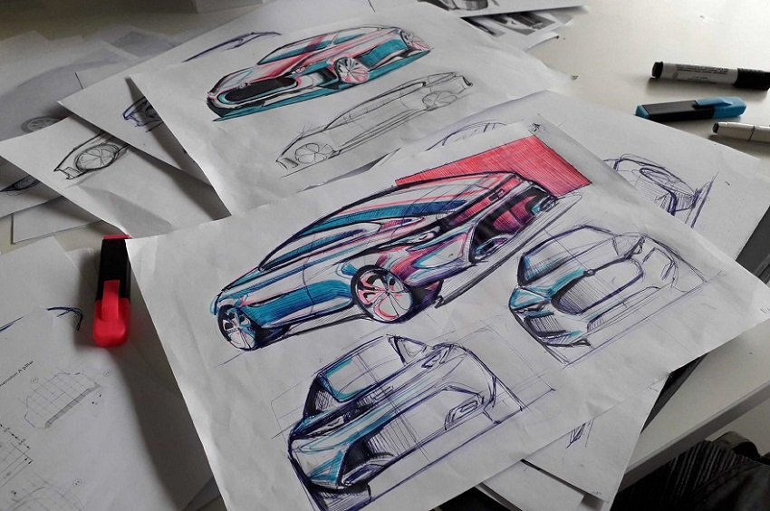 4 Things You Need To Know To Start a Career as a Car Designer