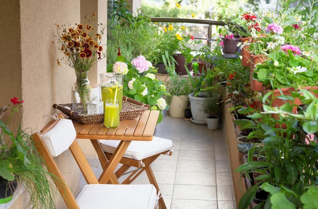 5 tips to enjoy more of your balcony, terrace, or garden